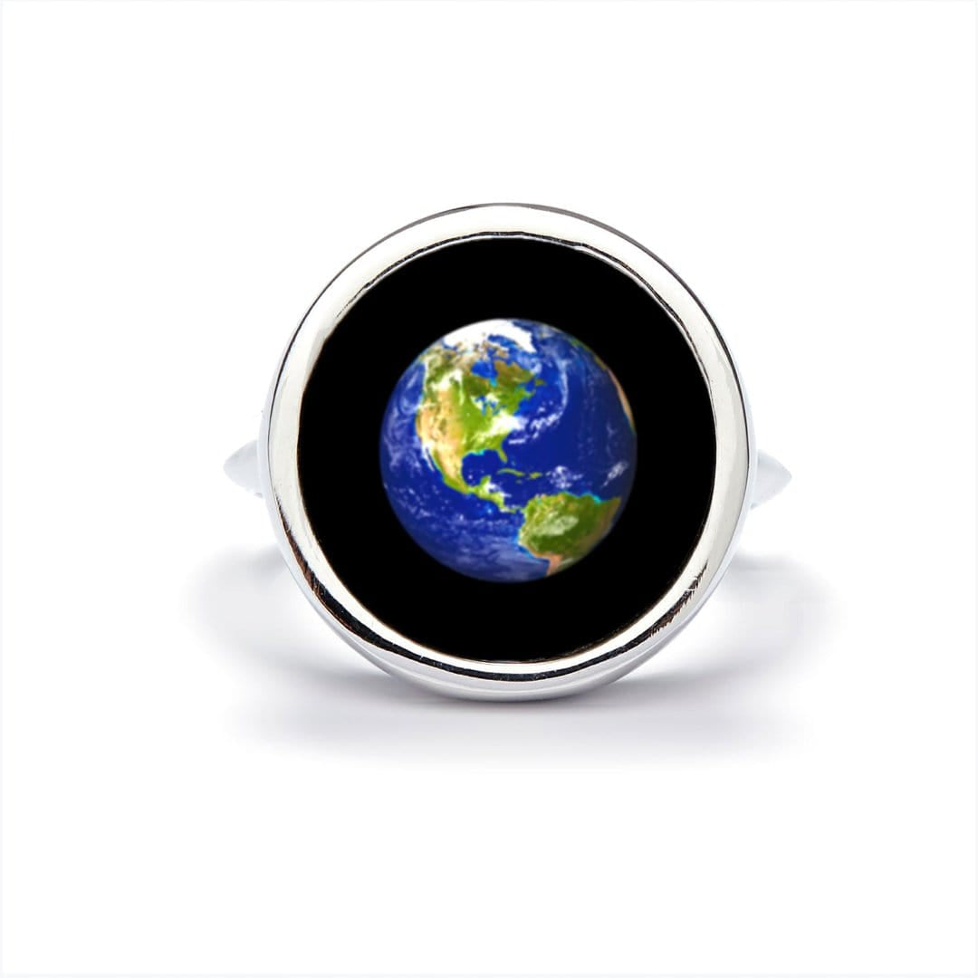 Earthglow Ring