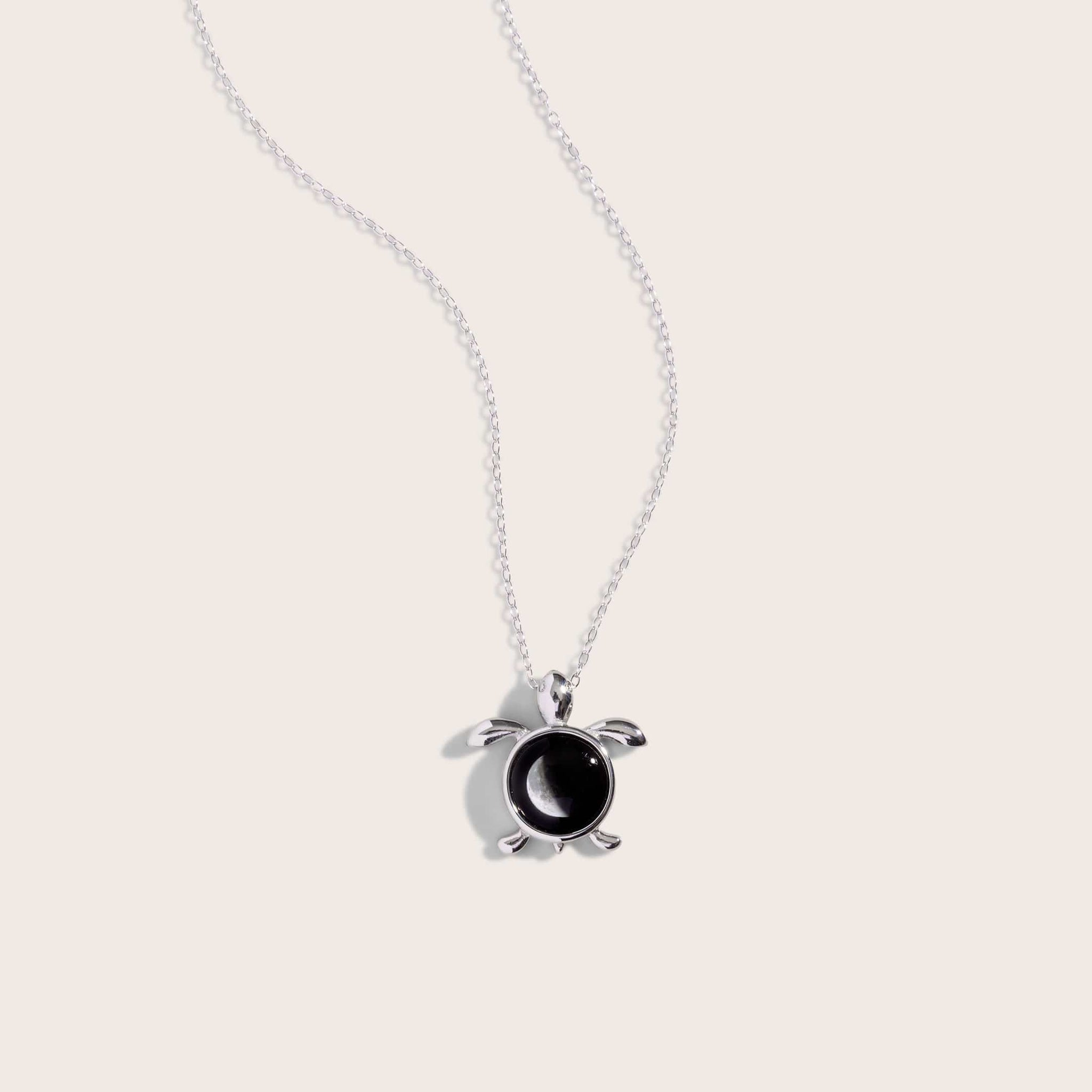 Sea Moon Necklace