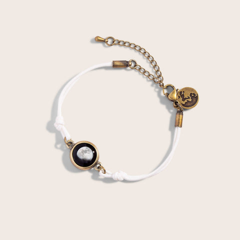 Positive Energy Bracelet in White