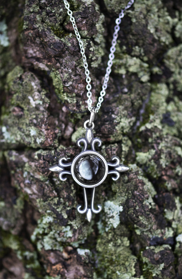 Medieval Cross Necklace