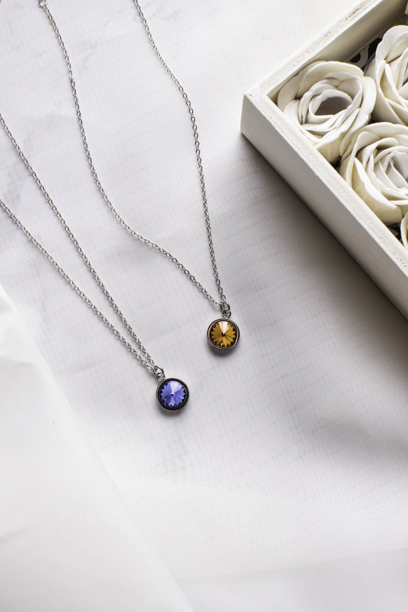 The Birthstone Necklace