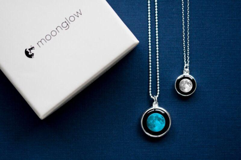 Supermoon Simplicity Necklace