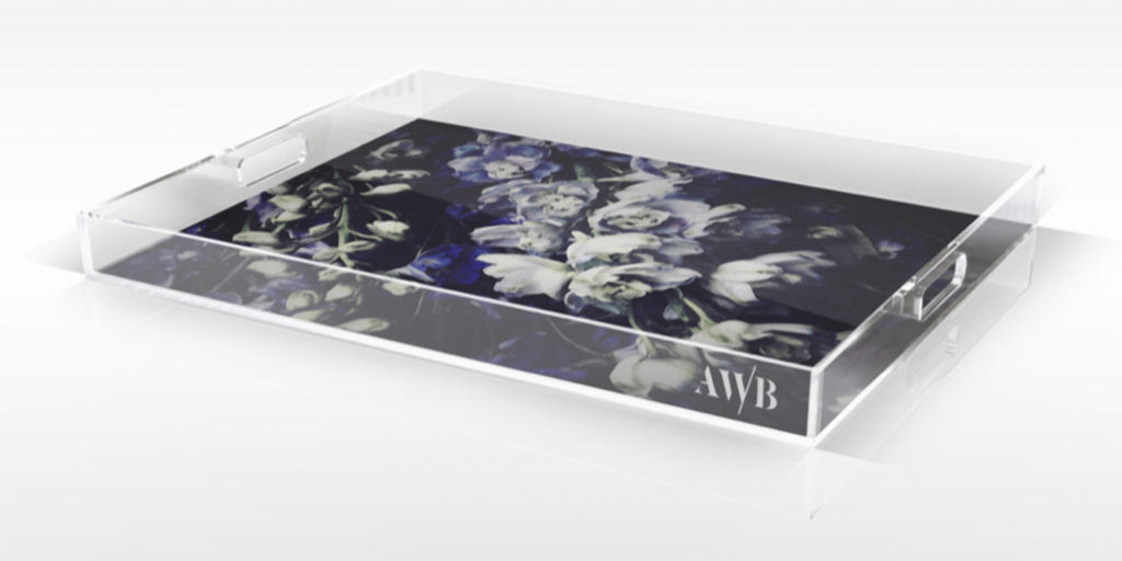 Storm Tray - Ashley Woodson Bailey