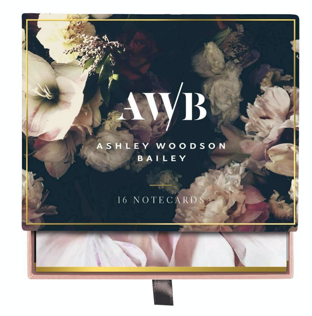 Ashley Woodson Bailey Greeting Assortment Floral Notecard Set - Ashley Woodson Bailey