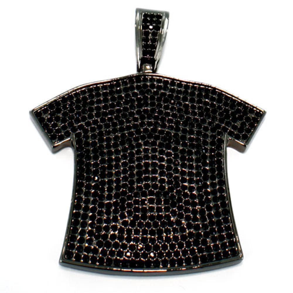 Black T-Shirt Pendant