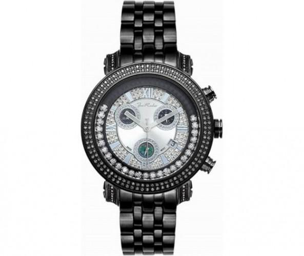 Black Floating Ice Joe Rodeo Classic Diamond Watch 1.75ct