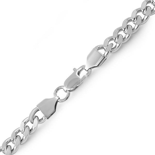 Cuban Stainless Steel Bracelet 8MM