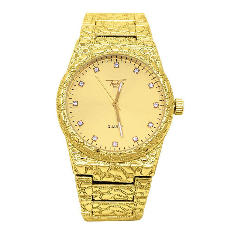 Golden Nugget Hip Hop Watch