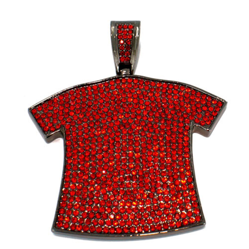 Red T-Shirt Pendant