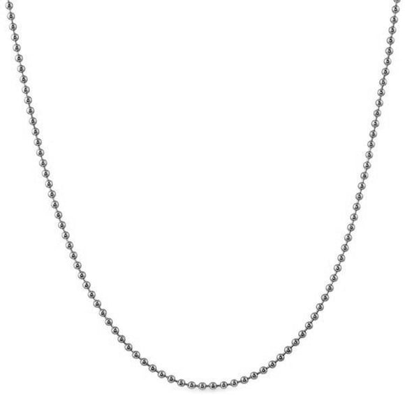 2MM Stainless Steel Bead Chain