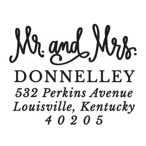 Mr. and Mrs. Design - Natalie Chang