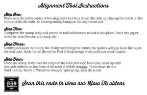 Alignment Tool - PSA Essentials