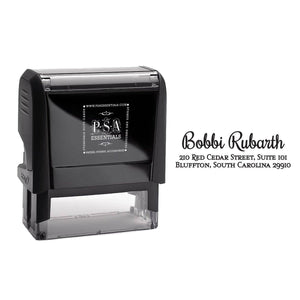 Bobbi Return Address Stamp - PSA Essentials