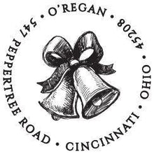 Bow & Bells Stamp