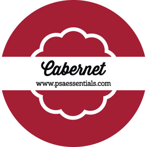Cabernet  Ink Pad Cartridge Round