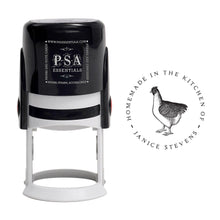 Chicken Return Address Stamp