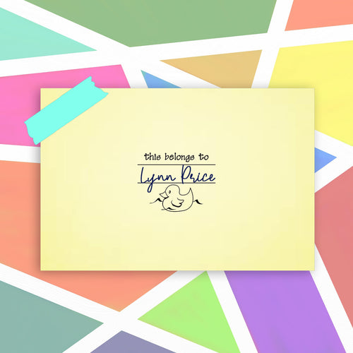 Kids Tag Stamps