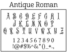 Antique Roman Stamp