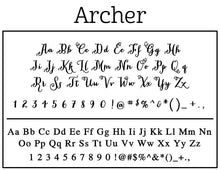 Archer Return Address Embosser