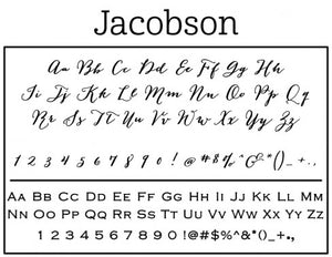 Jacobson Stamp