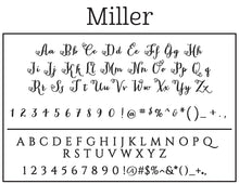 Miller Return Address Embosser
