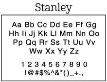 Stanley Stamp