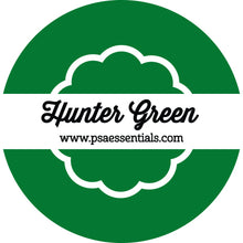 Hunter Green Ink Pad Cartridge Round