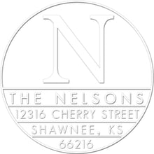 Nelson Return Address Embosser