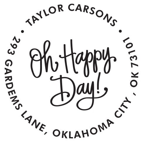 Oh Happy Day Design - Natalie Chang