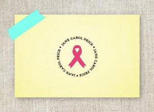 Awareness Ribbon Stamp