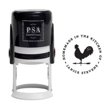 Rooster Return Address Stamp - PSA Essentials