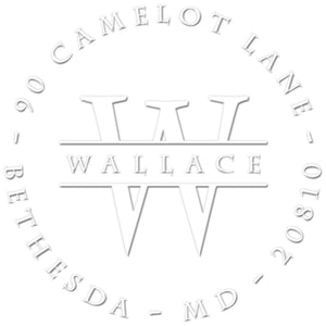 Wallace Personalized Return Address Embosser