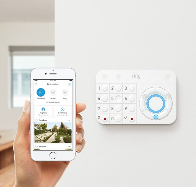 Stay connected to home from anywhere.