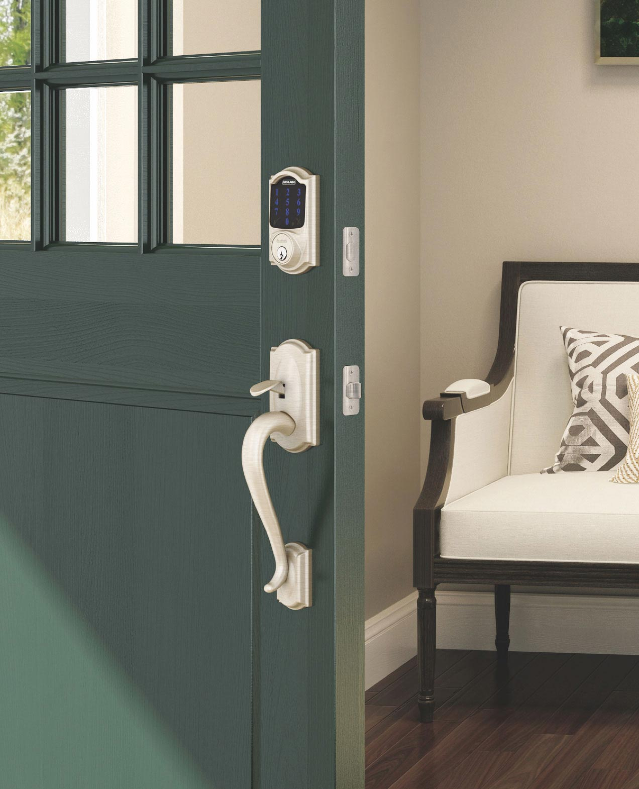 Access control for your Ring of Security.
