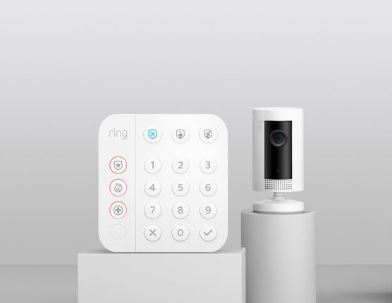 Connect your Ring of Security