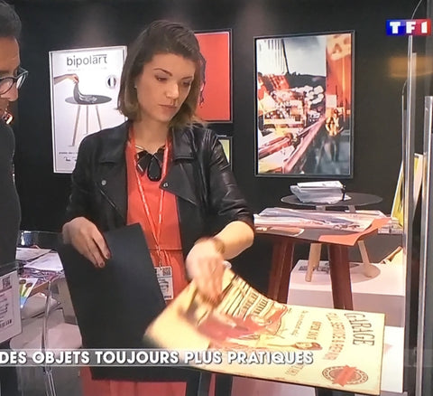 Bipolart on TF1 French TV