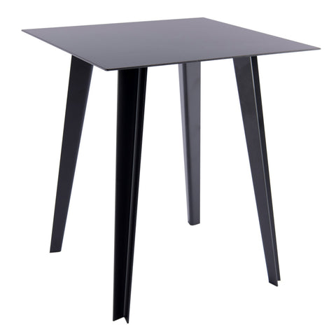 Side Table FIERTE Square Black