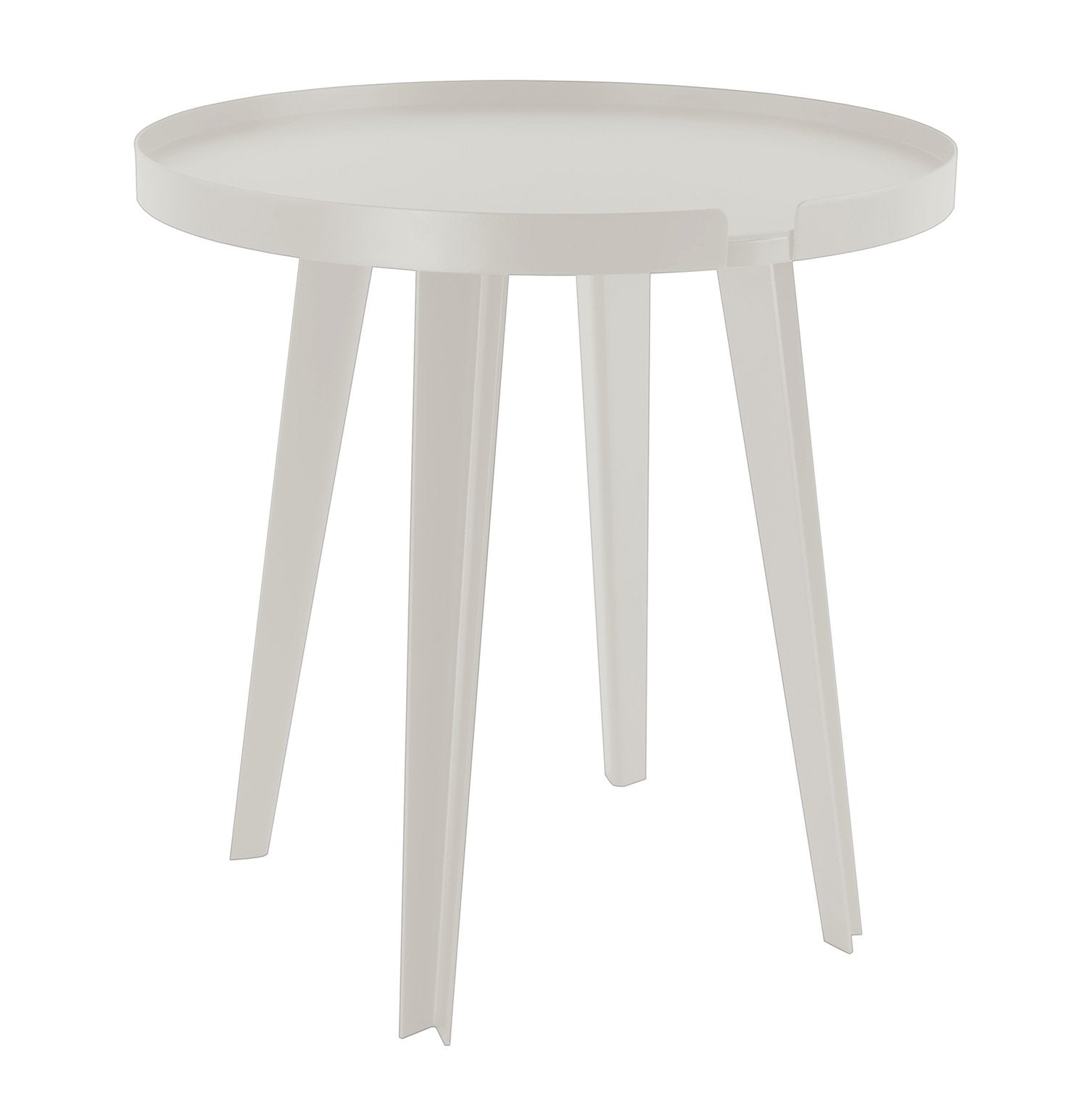 Side Table IVRESSE Round White