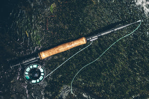 Our travel backpacking fly rod shown!