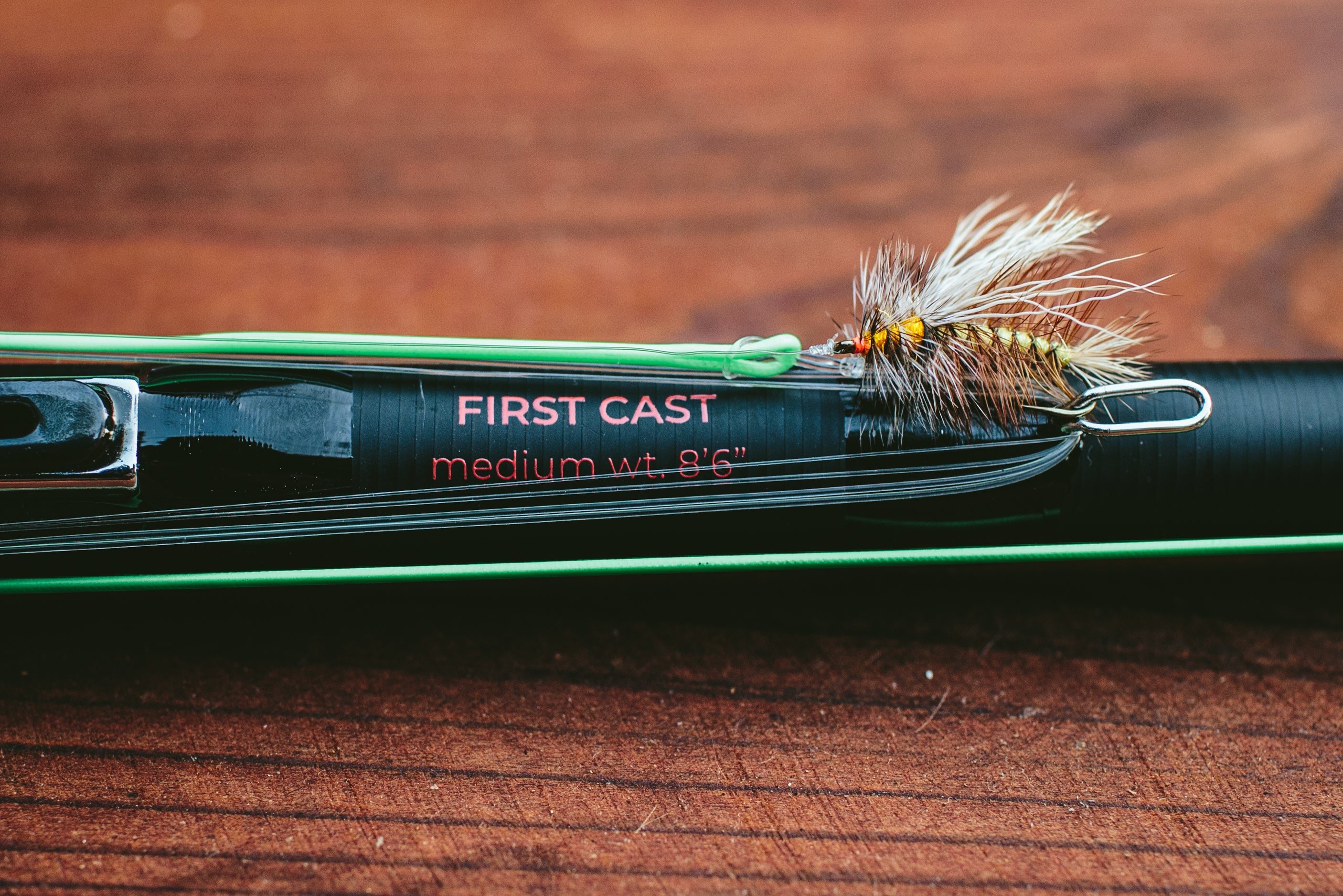 FIRST CAST Fly Rod *Batch ships Oct 3rd*