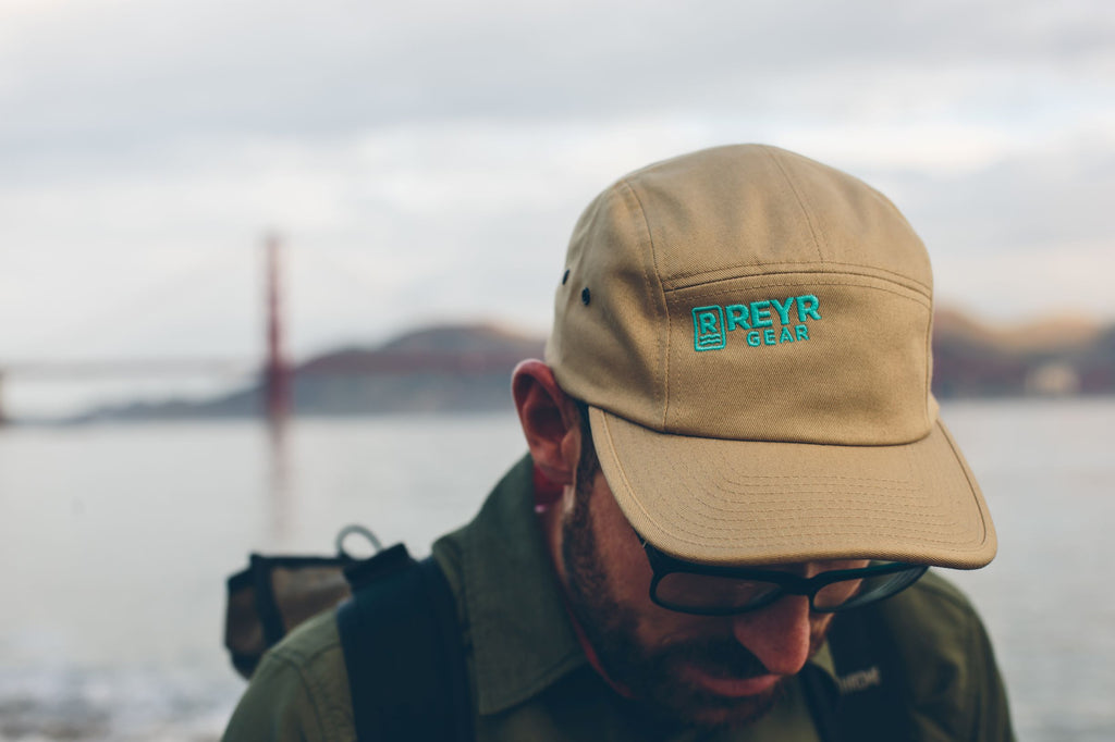 REYR Gear 5-Panel Camp Hat