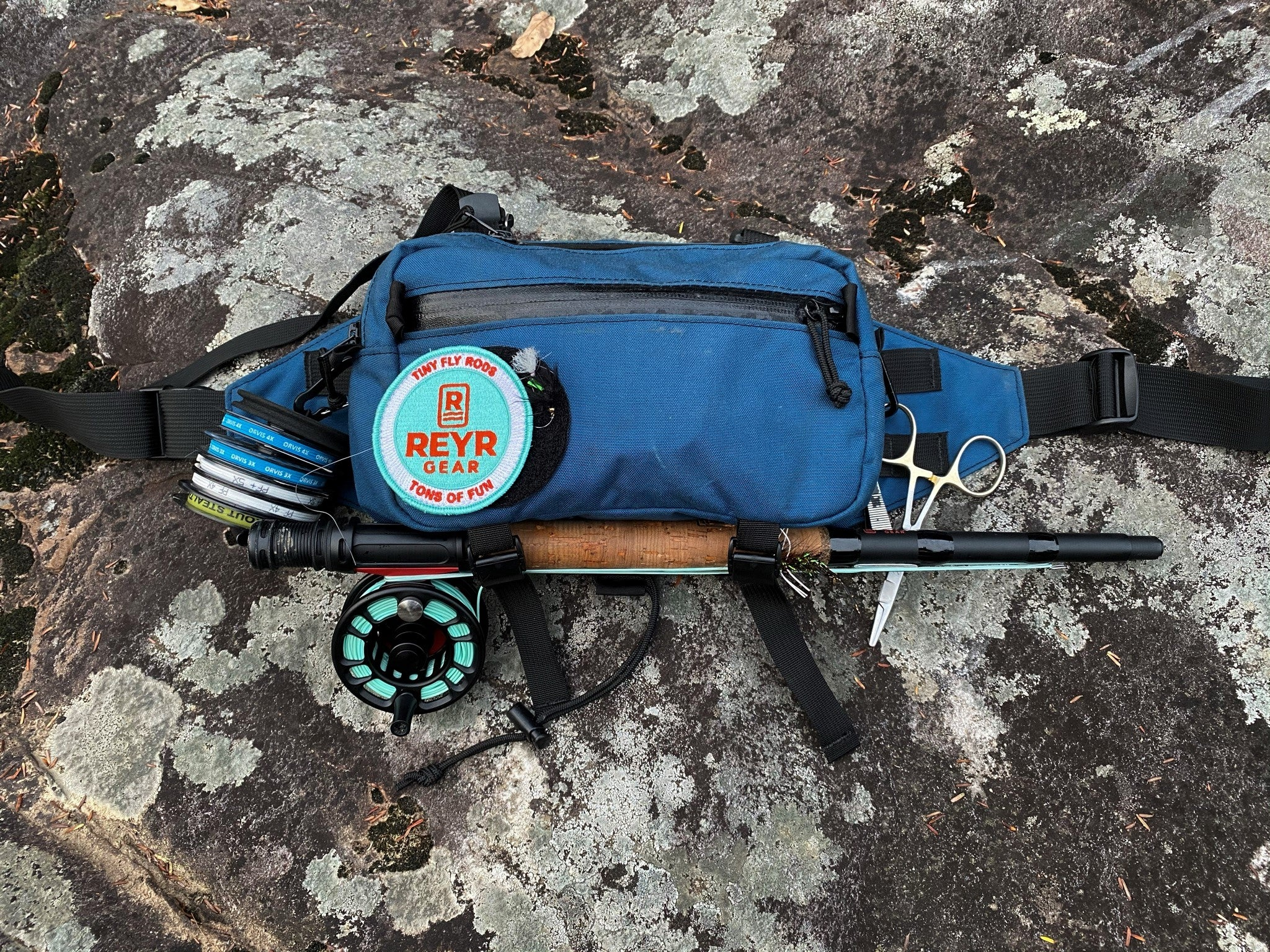 Ardea Fishing Hip Pack