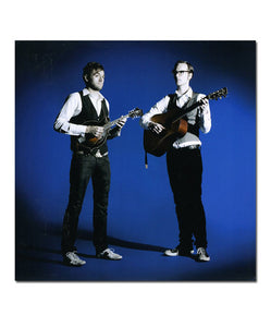 "Chris Thile & Michael Daves Blue Series 7"" Single"