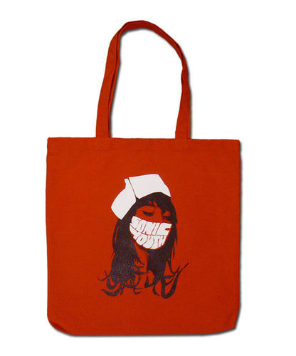 Sonic Youth Red Nurse Tote