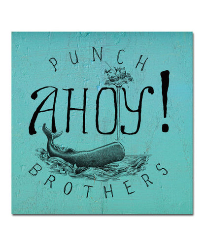 Punch Brothers Ahoy! CD