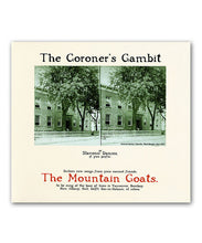 The Coroner's Gambit CD