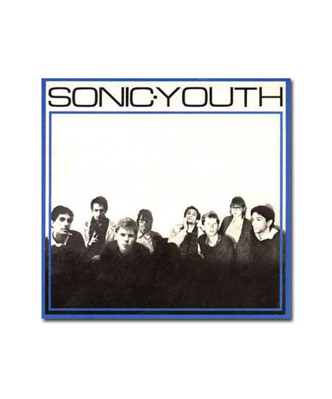 Sonic Youth Self-Titled 2xLP