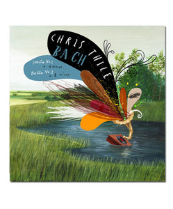 Chris Thile Bach Sonatas and Partitas, Vol. 1 Vinyl LP