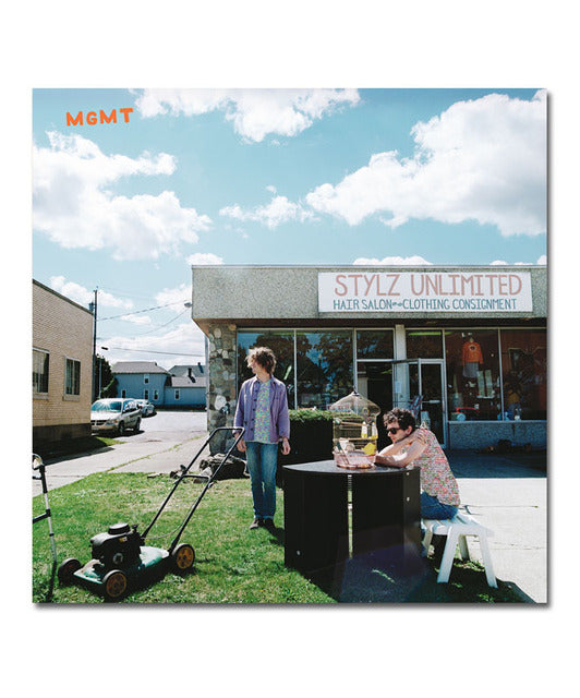 MGMT (The Album)