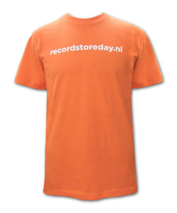 Recordstoreday.nl T-shirt